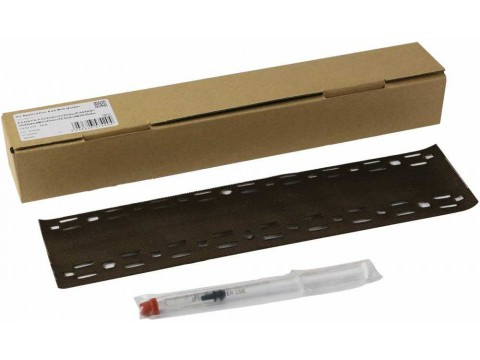 Повреждение тканевой накладки прижимной планки во фьюзерах Kyocera FK-1150