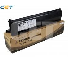 Тонер-Картридж T-2320/2340 для Toshiba E-Studio 200L/202L/230/232/280/282 (CET), 675г, 22000 стр., CET7457