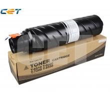 Тонер-Картридж T-6510/6000/7200/8550 для Toshiba E-Studio 550/655/855 (CET), 1370г, 62400 стр., (унив.), CET7468