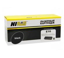 Картридж Canon E-16 для FC-2xx/3xx/530/108/208, PC-7xx/PC-8xx (Hi-Black)