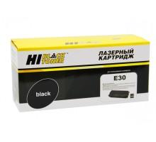 Картридж Canon E-30 для FC-2xx/3xx/530/108/208, PC-7xx/PC-8xx (Hi-Black)