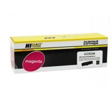Картридж HP CC533A (Canon 718) Magenta для LaserJet Color CP2025/CM2320, Canon MF-724/728, LBP-7200/7210/7660/7680, MF-8330/8340/8350/8360/ 8380/8540/8550/8580 (Hi-Black)