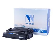 Kартридж HP CF287X для LaserJet M501/M506/M527 (NV-Print)