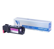 Картридж Xerox 106R01602 Magenta для Phaser 6500/WorkCentre 6505 (NV-Print)