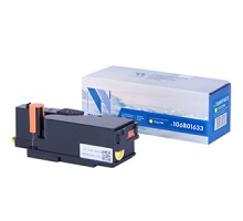 Картридж Xerox 106R01633 Yellow для Phaser 6000/6010/WorkCentre 6015 (NV-Print)