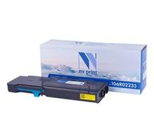 Картридж Xerox 106R02233 Cyan для Phaser 6600/WorkCentre 6605 (NV-Print)