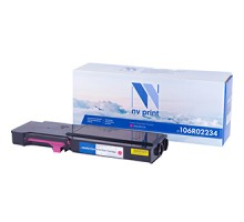 Картридж Xerox 106R02234 Magenta для Phaser 6600/WorkCentre 6605 (NV-Print)