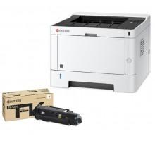 Принтер лазерный Kyocera P2335dn + оригинальный Картридж TK-1200