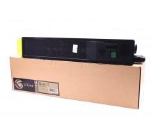 Тонер-картридж Kyocera ECOSYS M8124 TK-8115 (6k) Yellow (+чип) БУЛАТ s-Line