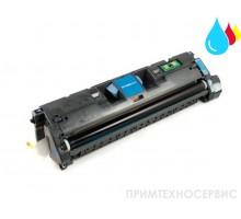 Заправка картриджа HP C9701A Cyan для LaserJet Color 1500/2500