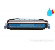 Заправка картриджа HP CB401A Cyan для LaserJet Color CP4005