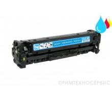 Заправка картриджа HP CC531A (Canon 718) Cyan для LaserJet Color CP2025/CM2320, Canon MF-724/728, LBP-7200/7210/7660/7680, MF-8330/8340/8350/8360/ 8380/8540/8550/8580