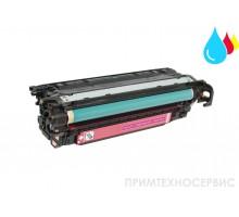 Заправка картриджа HP CE253A Magenta для LaserJet Color CP3525/CM3530