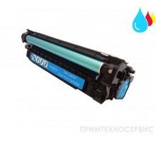 Заправка картриджа HP CE261A Cyan для LaserJet Color CP4025/CP4525