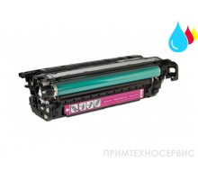 Заправка картриджа HP CE263A Magenta для LaserJet Color CP4025/CP4525