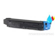 Заправка картриджа Kyocera TK-5140 Cyan для ECOSYS M6030cdn/P6130cdn/M6530cdn