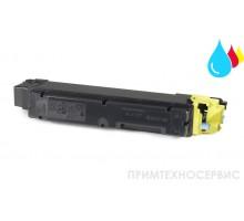 Заправка картриджа Kyocera TK-5150 Yellow для ECOSYS M6035cidn/P6035cdn/M6535cidn