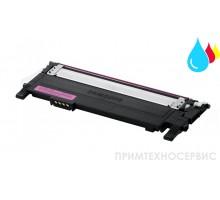 Заправка картриджа Samsung CLT-M406S Magenta для CLP-360/365/368/CLX-3300/3305