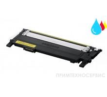 Заправка картриджа Samsung CLT-Y406S Yellow для CLP-360/365/368/CLX-3300/3305