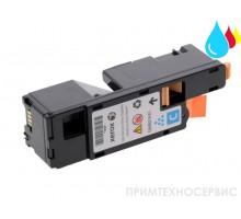 Заправка картриджа Xerox 106R01631 Cyan для Phaser 6000/6010/WorkCentre 6015