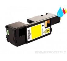 Заправка картриджа Xerox 106R01633 Yellow для Phaser 6000/6010/WorkCentre 6015