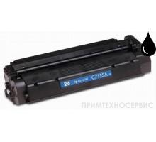 Заправка картриджа HP C7115A для LaserJet 1000/1200/3330
