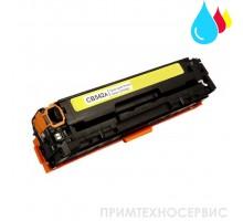 Заправка картриджа HP CB542A yellow для LaserJet Color CP1215/CM1312