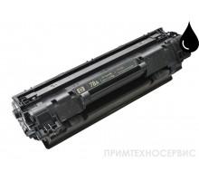 Заправка картриджа HP CE278A для LaserJet P1566/M1536/P1606