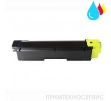 Заправка картриджа Kyocera TK-580 Yellow для FS-C5150DN/ECOSYS P6021cdn